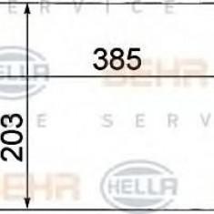 Evaporator, aer conditionat MERCEDES-BENZ ACTROS MP2 / MP3 1832, L, LL - HELLA 8FV 351 330-101