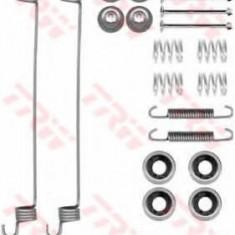 Set accesorii, sabot de frana NISSAN PATROL Station Wagon - TRW SFK275