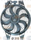 Ventilator,aer conditionat KIA SORENTO I 2.4 - HELLA 8EW 351 034-641