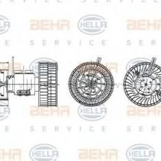 Ventilator, habitaclu BMW 7 limuzina 730 i, iL - HELLA 8EW 009 157-781 - Motor Ventilator Incalzire