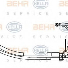 Conducta presiune variabila, aer conditionat FORD TRANSIT bus 2.4 DI [RWD] - HELLA 9GS 351 337-681 - Furtunuri aer conditionat auto