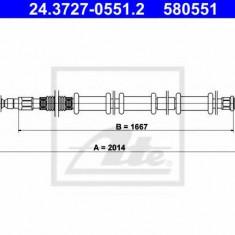 Cablu, frana de parcare FIAT MULTIPLA 1.6 100 16V - ATE 24.3727-0551.2