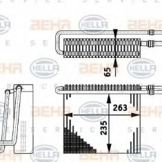 Evaporator, aer conditionat MERCEDES-BENZ VIANO 3, 0 - HELLA 8FV 351 211-741