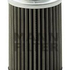 Filtru hidraulic, cutie de viteze automata MAN F 2000 19.293 FC, 19.293 FLC, 19.293 FLLC - MANN-FILTER H 710/1 n