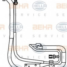 Conducta inalta presiune, aer conditionat FORD TRANSIT bus 2.0 DI - HELLA 9GS 351 337-611 - Furtunuri aer conditionat auto
