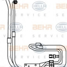 Conducta inalta presiune, aer conditionat FORD TRANSIT bus 2.0 DI - HELLA 9GS 351 337-651 - Furtunuri aer conditionat auto