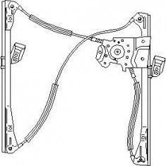 Mecanism actionare geam VW POLO 55 1.3 - TOPRAN 111 709 - Macara geam