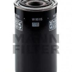Filtru hidraulic, cutie de viteze automata - MANN-FILTER W 951/5