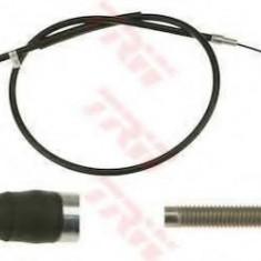 Cablu, frana de parcare VW POLO 1.0 - TRW GCH2316