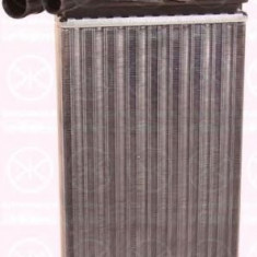 Schimbator caldura, incalzire habitaclu RENAULT 19  1.4 CAT - KLOKKERHOLM 6037306048 - Sistem Incalzire Auto
