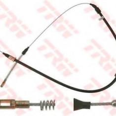 Cablu, frana de parcare OPEL VITA B 1.5 D - TRW GCH1652