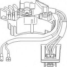 Comutator ventilator, incalzire/ventilatie MERCEDES-BENZ C-CLASS limuzina C 250 D - TOPRAN 401 672