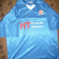 Tricoul Echipei de Fotbal a Croatiei, sponsor Telekom, masura M - Tricou echipa fotbal, Marime: M, Culoare: Albastru