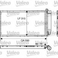 Condensator, climatizare MINI MINI One - VALEO 817547 - Radiator aer conditionat