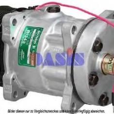 Compresor, climatizare - AKS DASIS 851487N - Armatura bara KLOKKERHOLM