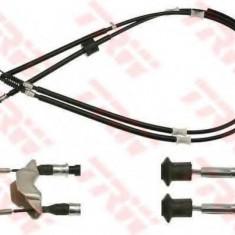 Cablu, frana de parcare OPEL MERIVA 1.4 16V Twinport LPG - TRW GCH2660