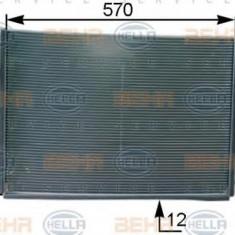 Condensator, climatizare KIA CEE'D SW 1.4 - HELLA 8FC 351 303-211 - Radiator aer conditionat