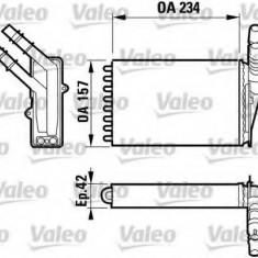 Schimbator caldura, incalzire habitaclu RENAULT CLIO Mk II 1.0 - VALEO 812169 - Sistem Incalzire Auto