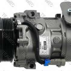 Compresor, climatizare OPEL ASTRA G hatchback 1.7 DTI 16V - TEAMEC 8600187 - Compresoare aer conditionat auto