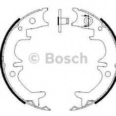 Set saboti frana, frana de mana TOYOTA CELICA hatchback 2.0 GT - BOSCH 0 986 487 680 - Saboti Frana de Mana