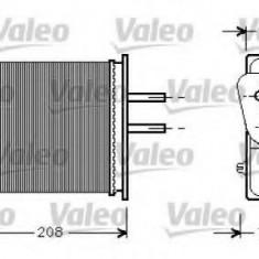 Schimbator caldura, incalzire habitaclu FIAT PUNTO 1.7 D - VALEO 812145 - Sistem Incalzire Auto