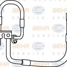 Conducta inalta presiune, aer conditionat FORD IKON V 1.3 - HELLA 9GS 351 337-271 - Furtunuri aer conditionat auto
