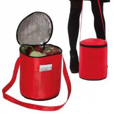 Geanta frigorifica Alcudia Rojo