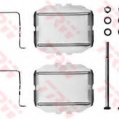 Set accesorii, placute frana CITROËN BX 14 E - TRW PFK211