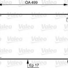 Condensator, climatizare HYUNDAI CLICK 1.3 i - VALEO 814341 - Radiator aer conditionat