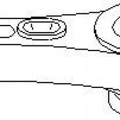Suport, transmisie manuala SKODA SUPERB 1.8 TSI - TOPRAN 110 132 - Tampon cutie viteze