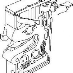Incuietoare usa VW CARIBE I 1.3 - TOPRAN 103 430 - Incuietoare interior - exterior