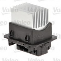 Element de control, aer conditionat PEUGEOT 207 1.4 - VALEO 509918