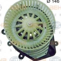 Ventilator, habitaclu AUDI A4 limuzina 1.6 - HELLA 8EW 009 159-081 - Motor Ventilator Incalzire