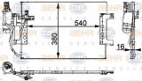 Condensator, climatizare MERCEDES-BENZ A-CLASS A 140 - HELLA 8FC 351 301-391