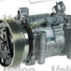 Compresor, climatizare RENAULT KANGOO Express 1.5 dCi 75 - VALEO 813131 - Compresoare aer conditionat auto