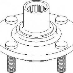 Butuc roata FORD ESCORT Mk VI 1.4 - TOPRAN 300 479