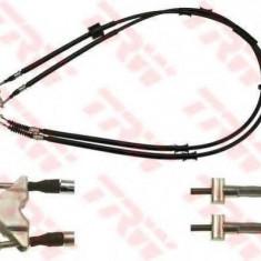 Cablu, frana de parcare OPEL MERIVA 1.8 - TRW GCH2661