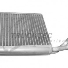 Schimbator caldura, incalzire habitaclu - TRUCKTEC AUTOMOTIVE 02.59.001 - Sistem Incalzire Auto