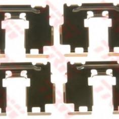 Set accesorii, placute frana TOYOTA RAV 4 III 2.4 VVTi 4WD - TRW PFK597