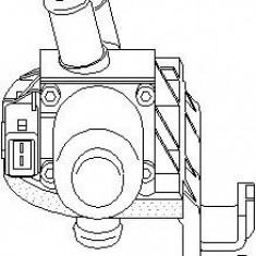 Supapa control, agent frigorific FORD FIESTA Mk IV 1.3 i - TOPRAN 302 792 - Supapa Control Incalzire