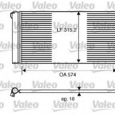 Condensator, climatizare FIAT PANDA Van 1.2 - VALEO 818162 - Radiator aer conditionat