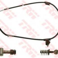 Cablu, frana de parcare NISSAN MISTRAL II 2.7 TD 4WD - TRW GCH1935