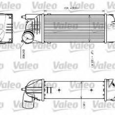 Intercooler, compresor PEUGEOT 407 limuzina 2.0 HDi 135 - VALEO 817639 - Intercooler turbo