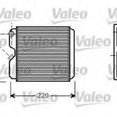 Schimbator caldura, incalzire habitaclu OPEL VECTRA A hatchback 2.0 - VALEO 812147 - Sistem Incalzire Auto