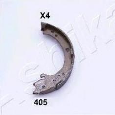 Set saboti frana, frana de mana HONDA CR-V Mk II 2.0 - ASHIKA 55-04-405 - Saboti Frana de Mana