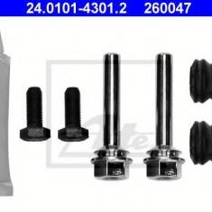 Set accesorii, etrier frana FORD SIERRA hatchback 1.6 - ATE 24.0101-4301.2 - Arc - Piston - Garnitura Etrier