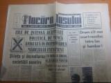 Ziarul flacara iasului 25 iulie 1969-foto din avion orasul iasi,aselenizarea