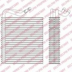 Evaporator, aer conditionat MINI MINI One - DELPHI TSP0525202