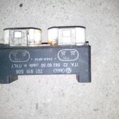 RELEU COMANDA VENTILATOARE  VW T4, cod 701919506