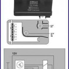 Releu, instalatia de comanda bujii incandescente PEUGEOT 405 Mk II 1.9 D - HÜCO 132085 - Relee